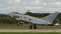 7LWC - Austria - Air Force Eurofighter Typhoon aircraft