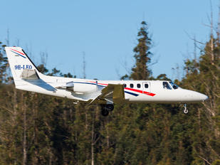 9H-LEO - Air City Group Cessna 550 Citation II
