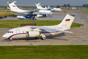 RA-61728 - Russia - Air Force Antonov An-148