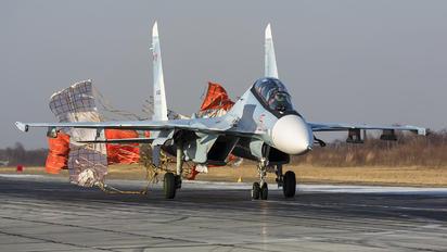 RF-91813 - Russia - Air Force Sukhoi Su-30SM