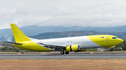N713AS - Mistral Air Boeing 737-400