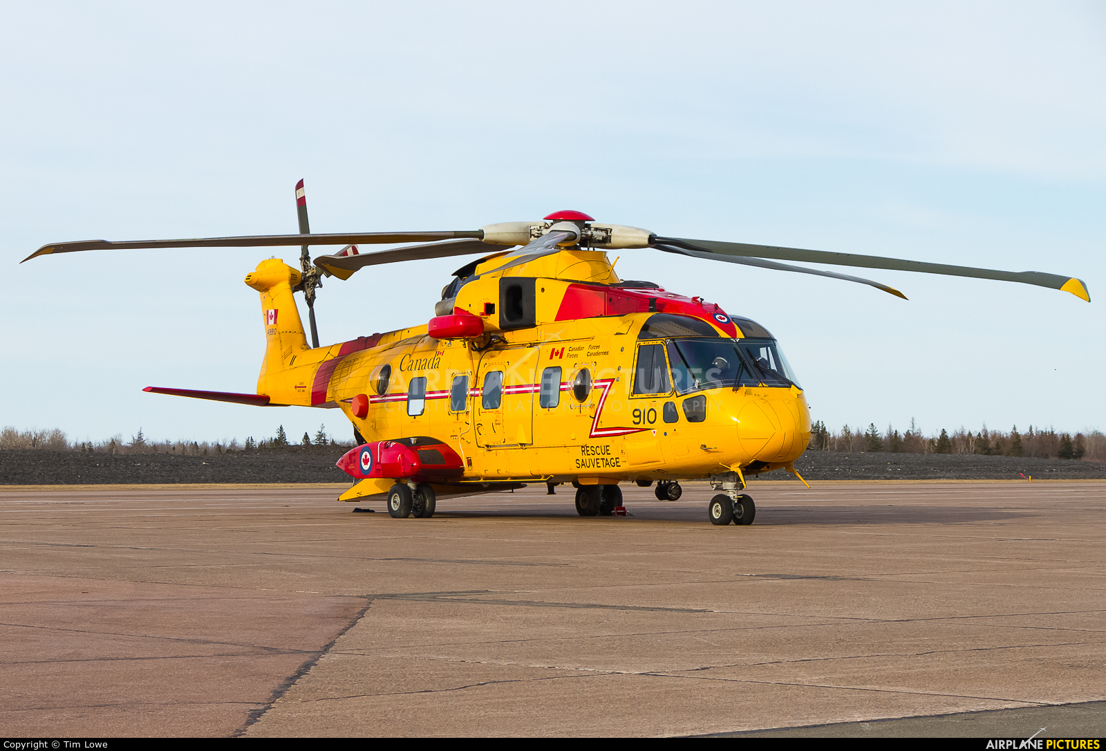 Canada - Air Force 149910 aircraft at greater Moncton International