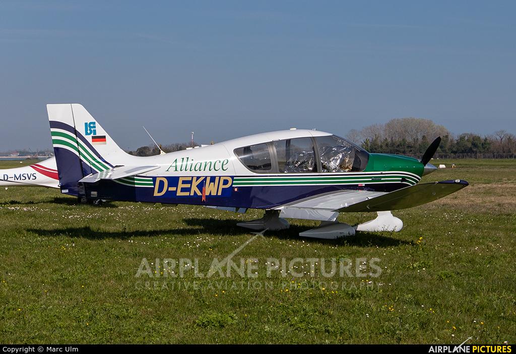Private D-EKWP aircraft at Venice - Lido di Venezia