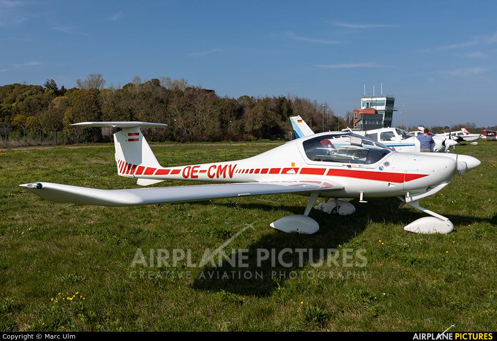 Private OE-CMV aircraft at Venice - Lido di Venezia