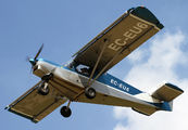 EC-EU6 - Private ICP Savannah aircraft