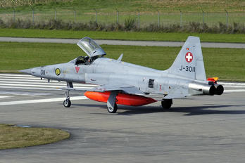 J-3011 - Switzerland - Air Force Northrop F-5E Tiger II