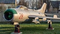 28 - Hungary - Air Force Mikoyan-Gurevich MiG-19PM aircraft