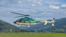 N407RF - Private Bell 407 aircraft