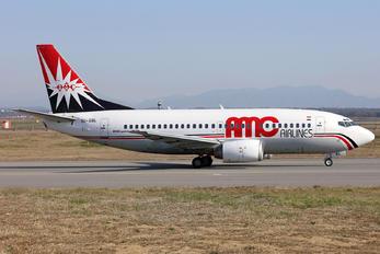 SU-GBL - AMC Airlines Boeing 737-500