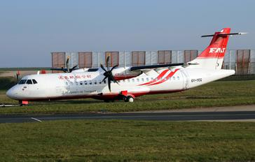 OY-YCG - Far Eastern Air Transport ATR 72 (all models)