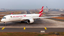 Air Mauritius A350 visited Mumbai for the first time title=