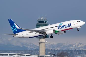 C-FTVF - Air Transat Boeing 737-800