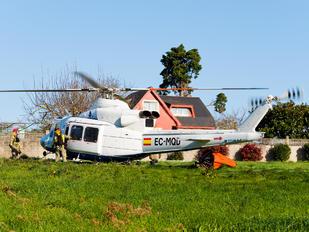 EC-MQD - Babcock M.C.S. Spain Bell 412SP