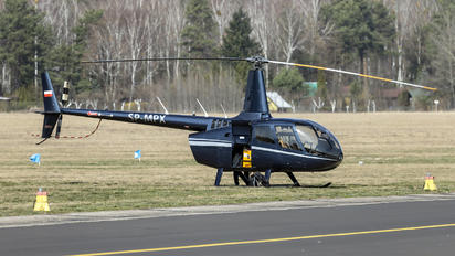 SP-MPX - Private Robinson R44 Astro / Raven