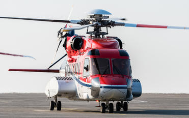 LN-OQH - CHC Norway Sikorsky S-92A