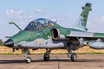5652 - Brazil - Air Force Embraer AMX A-1B