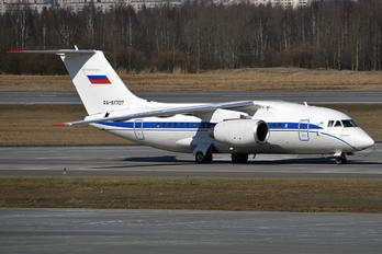 RA-61707 - Russia - Government Antonov An-148