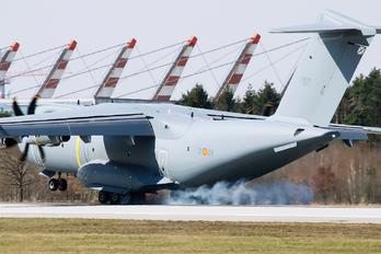 31-24 - Spain - Air Force Airbus A400M