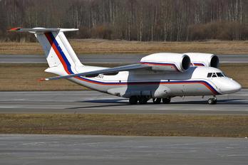 RF-72923 - Russia - Air Force Antonov An-72