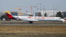 EC-MLO - Air Nostrum - Iberia Regional Bombardier CRJ-1000NextGen aircraft