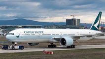 B-KPN - Cathay Pacific Boeing 777-300ER aircraft