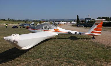 EC-DUI - Private Hoffmann H-36 Dimona