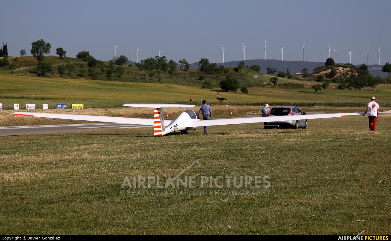 Private EC-DMQ aircraft at Igualada - Odena