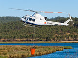 EC-MQD - Babcock M.C.S. Spain Bell 412SP aircraft