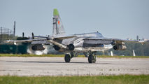 31 - Russia - Air Force Sukhoi Su-25SM aircraft
