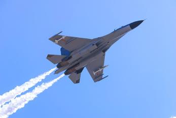 - - China - Air Force Shenyang J-11