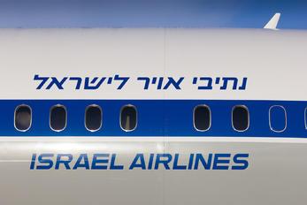 4X-EDF - El Al Israel Airlines Boeing 787-9 Dreamliner