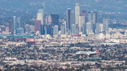 N337PJ - American Airlines Boeing 737-800