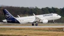 D-AIWE - Lufthansa Airbus A320 aircraft