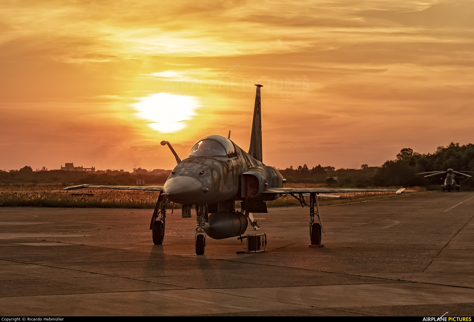Brazil - Air Force 4870 aircraft at Canoas