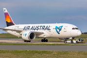 F-OLRB - Air Austral Boeing 787-8 Dreamliner aircraft