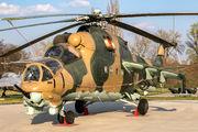 114 - Hungary - Air Force Mil Mi-24D aircraft