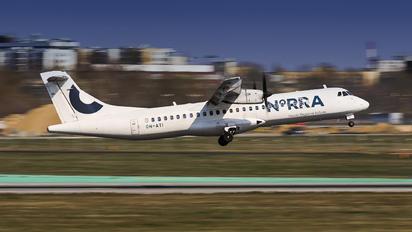 OH-ATI - NoRRA - Nordic Regional Airlines ATR 72 (all models)