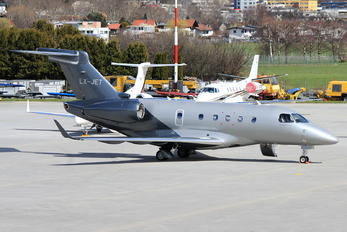 LX-JET - Global Jet Luxembourg Embraer EMB-545 Legacy 450