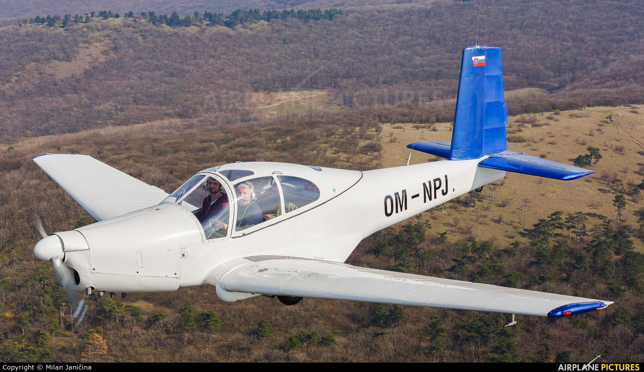 Private OM-NPJ aircraft at In Flight - Slovakia
