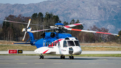 LN-ONC - Bristow Norway Sikorsky S-92A