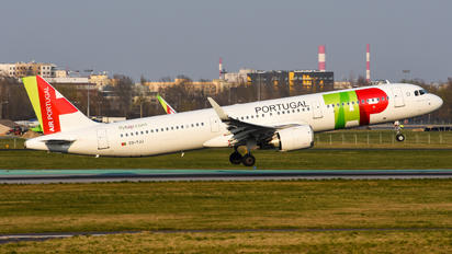 CS-TJJ - TAP Portugal Airbus A321 NEO