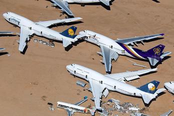 D-ABTD - Lufthansa Boeing 747-400