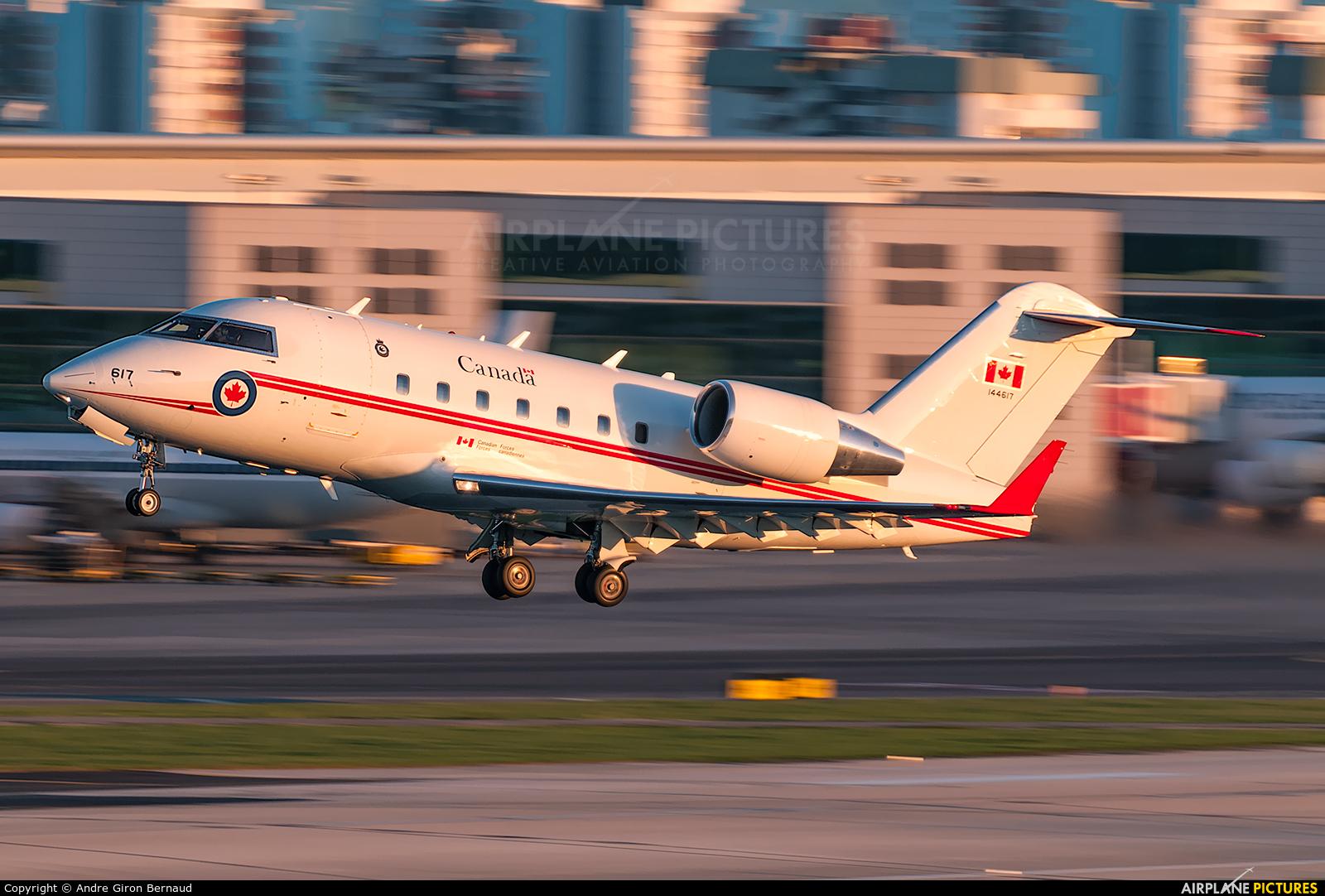 Canada - Air Force 144617 aircraft at Lisbon