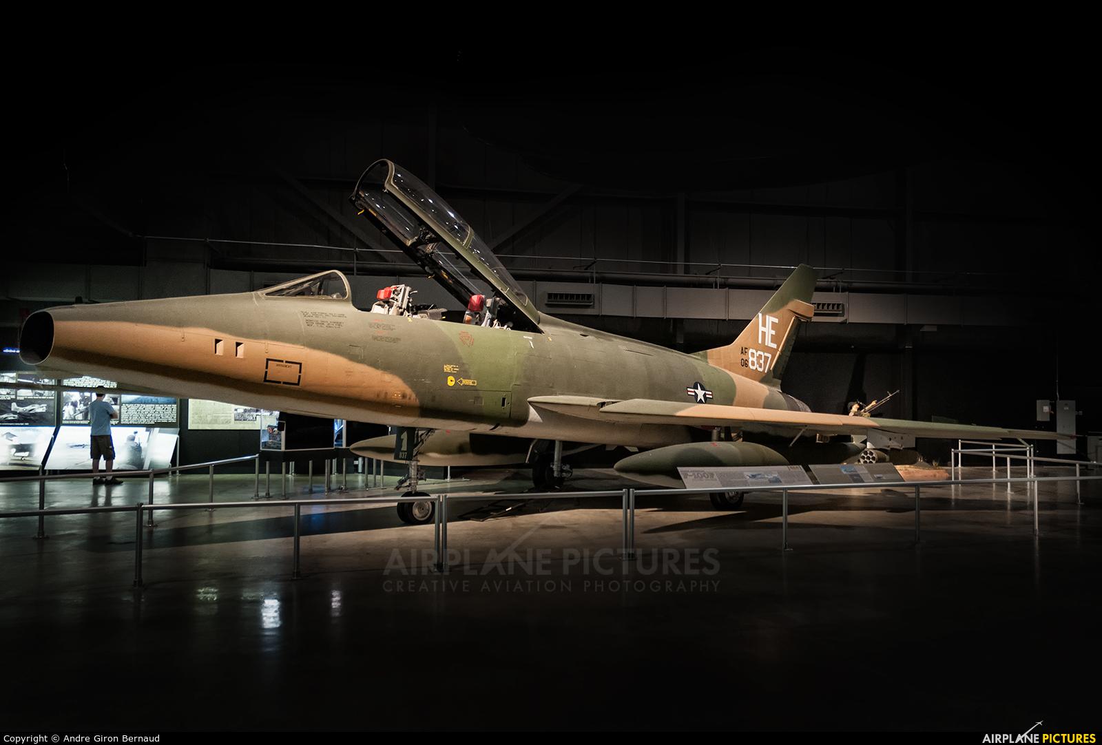 USA - Air Force 56-3837 aircraft at Wright-Patterson Air Force Base