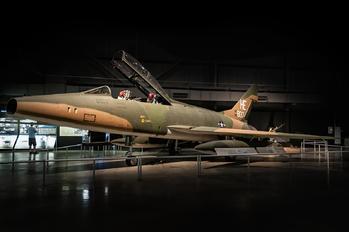 56-3837 - USA - Air Force North American F-100F Super Sabre