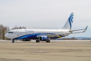 VQ-BPM - NordStar Airlines Boeing 737-800