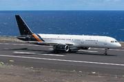 G-ZAPX - Titan Airways Boeing 757-200 aircraft