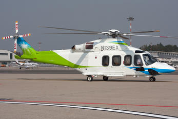 N139EX - Saudi Aramco Aviation Agusta Westland AW139