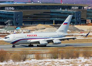 RA-96016 - Rossiya Ilyushin Il-96