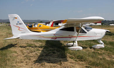 EC-GD2 - Private Tecnam P92 Echo S